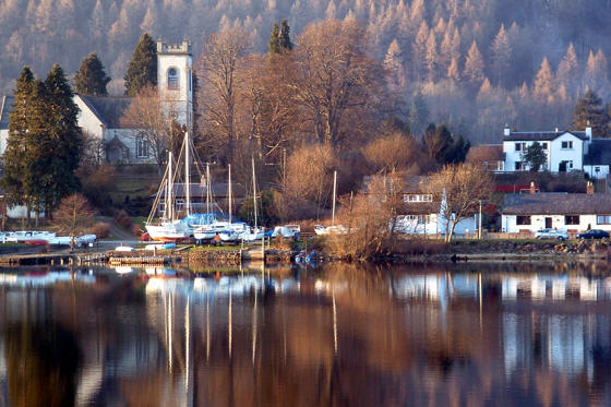 kenmore and district community council highland perthshire